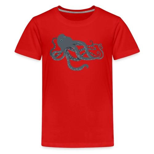 Kraken - Teenager Premium T-Shirt