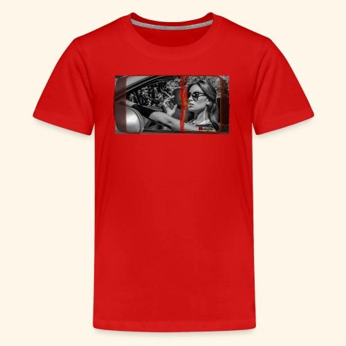 SUNGLASS - T-shirt Premium Ado
