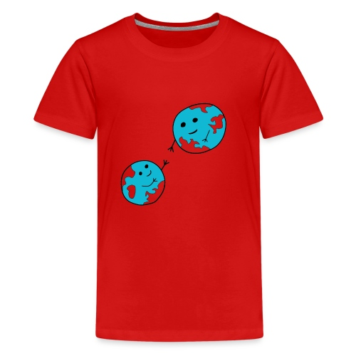 earth - Teenager Premium T-Shirt