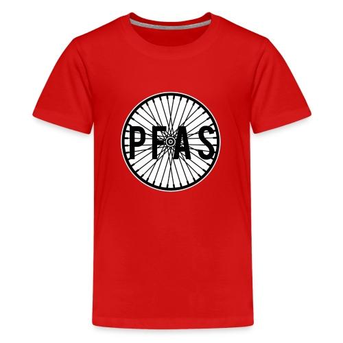 logo PFAS - Maglietta Premium per ragazzi