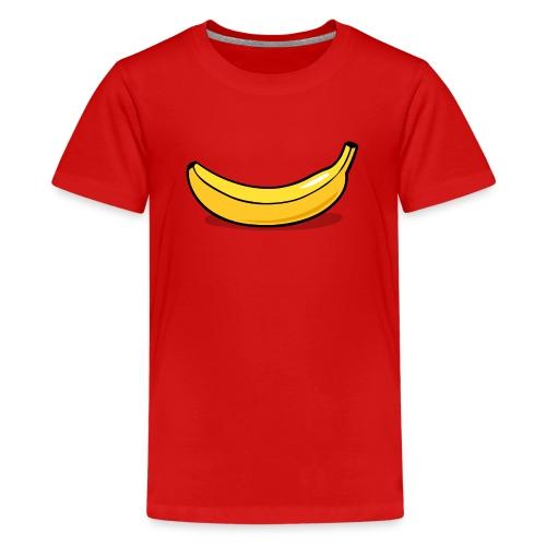banaan smile - Teenager Premium T-shirt