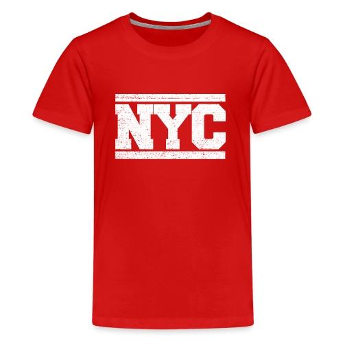 NYC - Camiseta premium adolescente