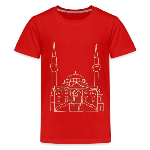 Sehitlik Moschee Berlin - Teenager Premium T-Shirt