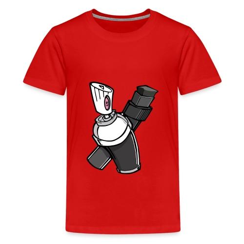 Graffity - T-shirt Premium Ado