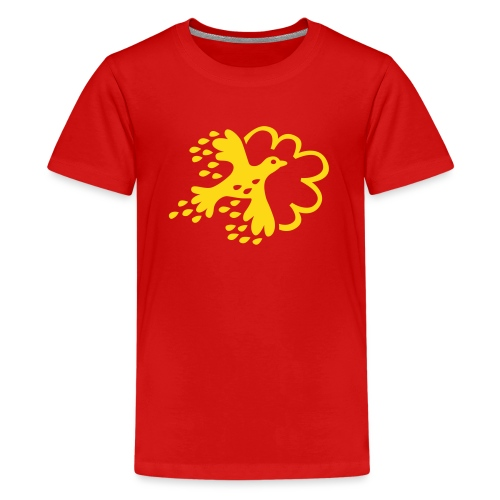 FLAX - Premium-T-shirt tonåring