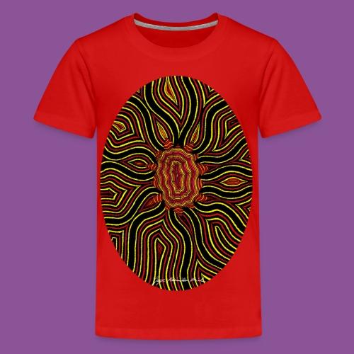 Aura 11 - Teenager Premium T-Shirt