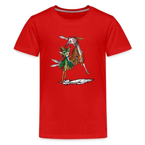 Energiewesen Vagio - Teenager Premium T-Shirt