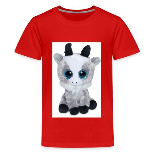 Geten merch! - Premium-T-shirt tonåring