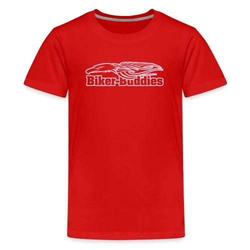 bbadler strich - Teenager Premium T-Shirt