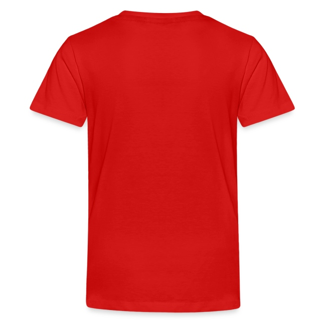 Vorschau: nur hübsch sein - Teenager Premium T-Shirt