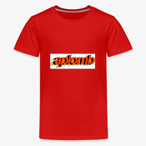 APLOMB - Teenage Premium T-Shirt