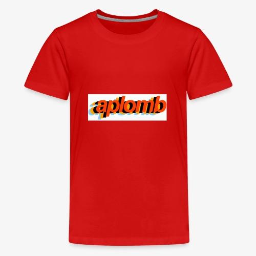 APLOMB - Teenage Premium T-Shirt