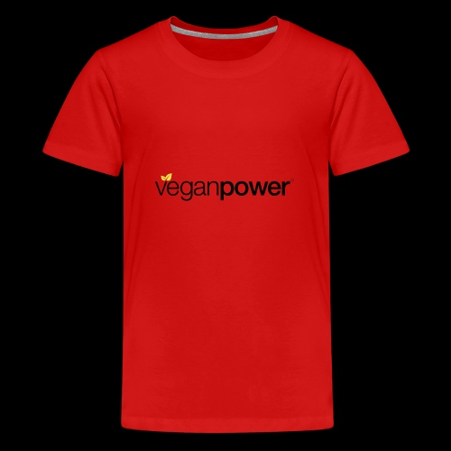 veganpower Lifestyle - Teenager Premium T-Shirt