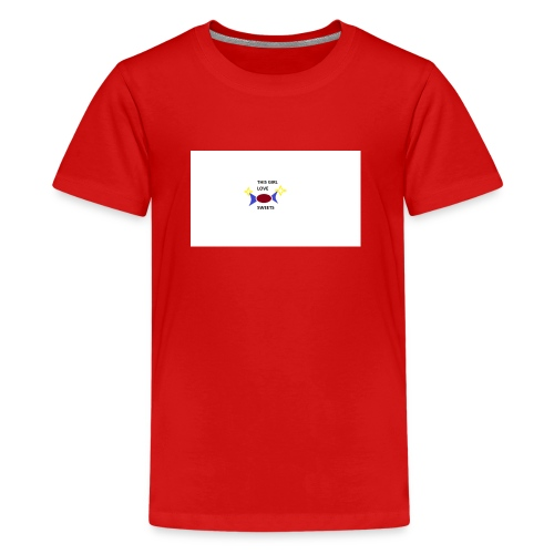 sweets - Teenager Premium T-Shirt