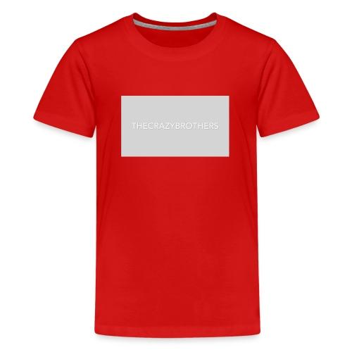 C3AB1D91 9BFF 4ACD 9AFF B33057A50BA8 - Premium-T-shirt tonåring