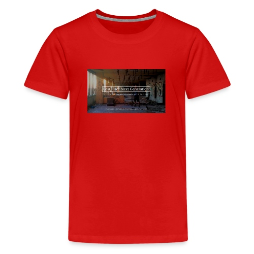 Lost Place Next Generation - Teenager Premium T-Shirt