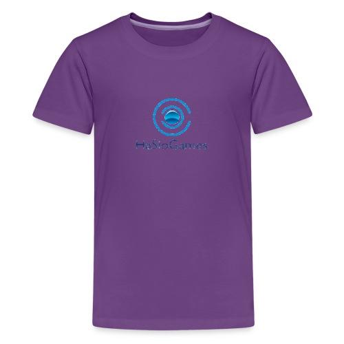 HasloGames Producten officieel logo - Teenager Premium T-shirt