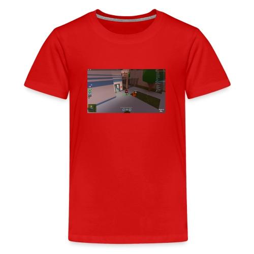 camper - Premium-T-shirt tonåring