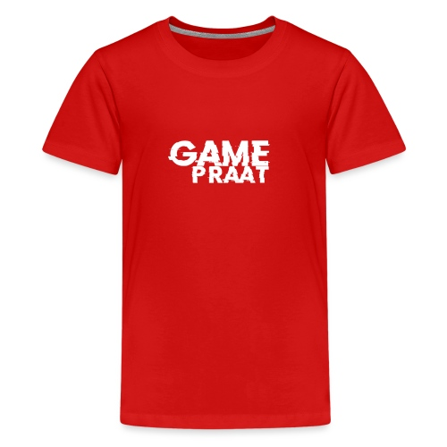 GamePraat T-Shirt - Teenager Premium T-shirt