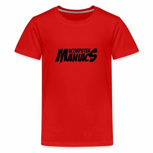 Scorpster Maniacs - Teenager Premium T-shirt