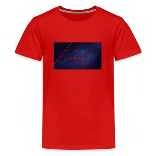 FÖR KOLLA BARN - Premium-T-shirt tonåring