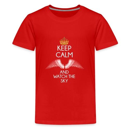 Keep Calm - Koszulka młodzieżowa Premium