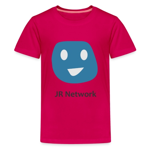 JR Network - Teenage Premium T-Shirt