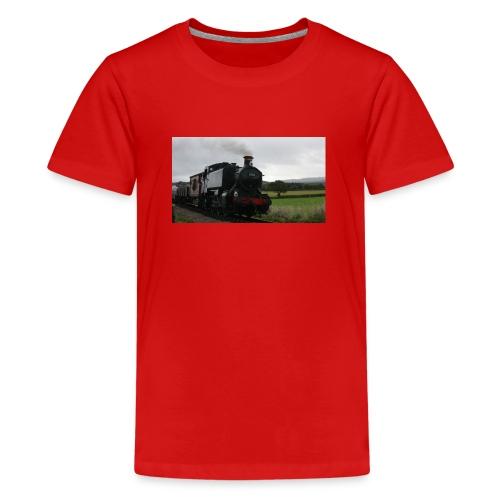 C31763C0 EB1C 487E 9E16 33796D218F89 - Teenage Premium T-Shirt