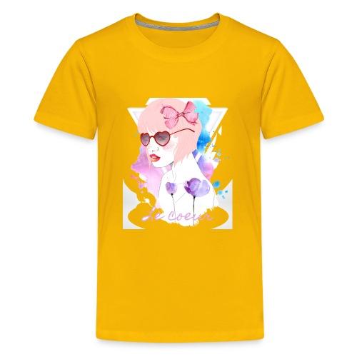 Le coeur - T-shirt Premium Ado