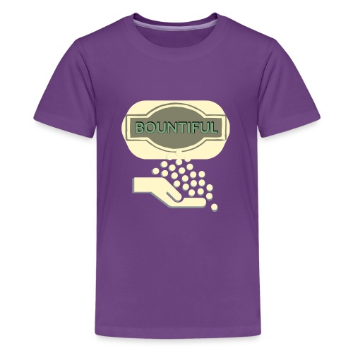 Bontifull - Teenage Premium T-Shirt