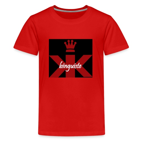 Binguiste - T-shirt Premium Ado