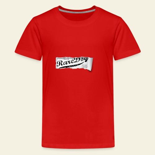 ripped paper - Teenager premium T-shirt