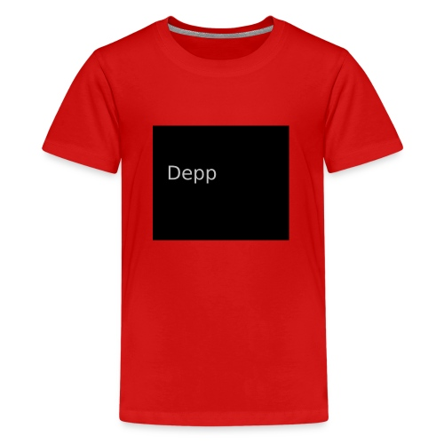 Depp - Teenager Premium T-Shirt