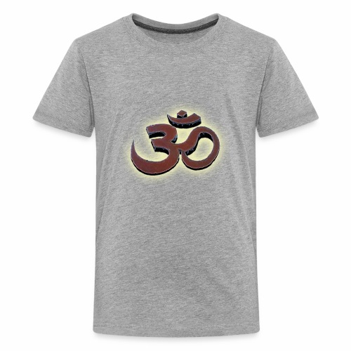 Om - Teenager Premium T-Shirt