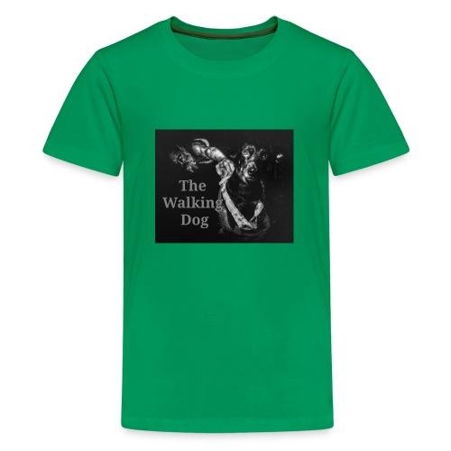 The Walking Dog - Teenager Premium T-Shirt