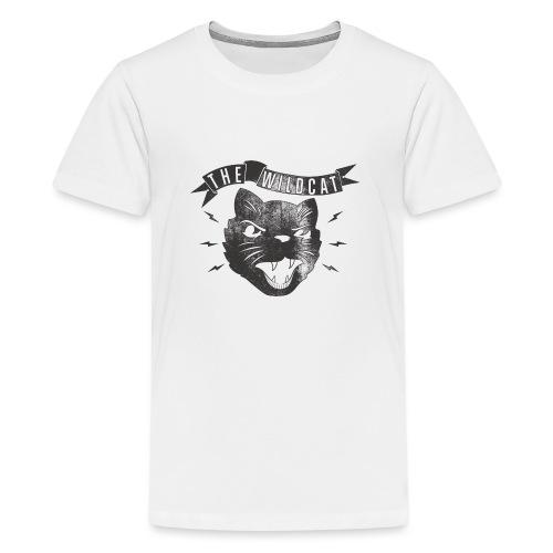 The Wildcat - Teenager Premium T-Shirt