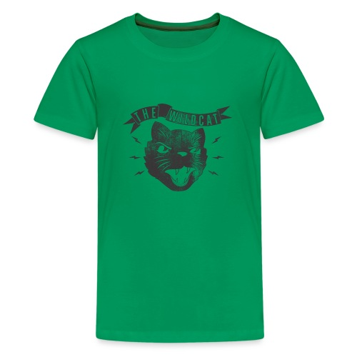 The Wildcat - Teenager Premium T-Shirt