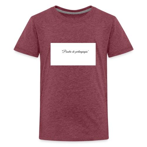 Happy - T-shirt Premium Ado