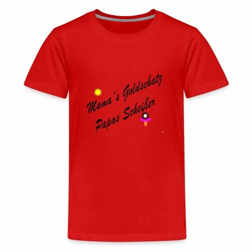 mamas goldschatz - Teenager Premium T-Shirt