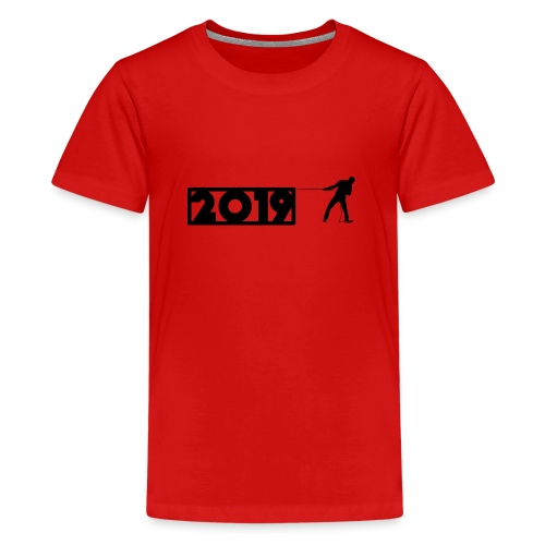 2019 - Teenager Premium T-Shirt