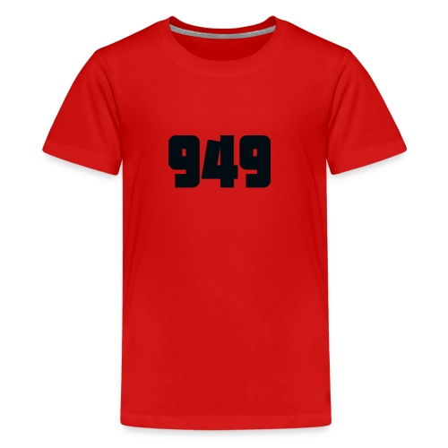 949black - Teenager Premium T-Shirt