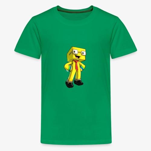 TomuCraft - Premium-T-shirt tonåring