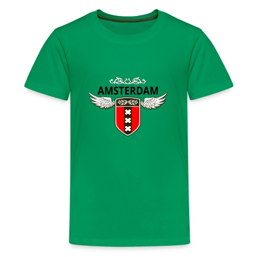 Amsterdam Netherlands - Teenager Premium T-Shirt