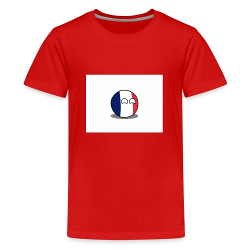 France Simple - T-shirt Premium Ado