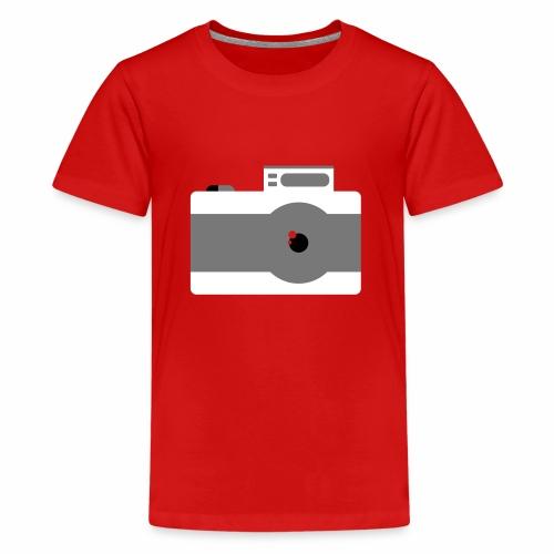 Kamera - Teenager Premium T-Shirt