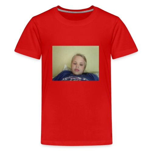 15275587423441159057122 - Premium-T-shirt tonåring