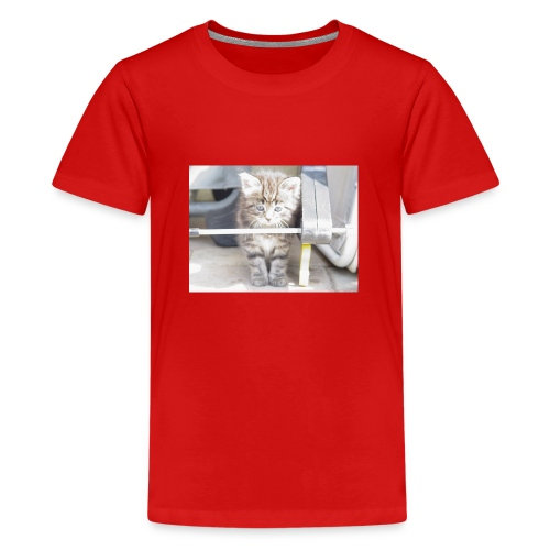 Hallo, guten Morgen - Teenager Premium T-Shirt