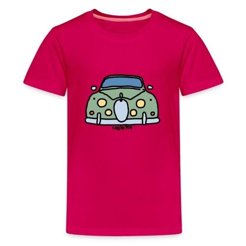voiture mythique anglaise - T-shirt Premium Ado