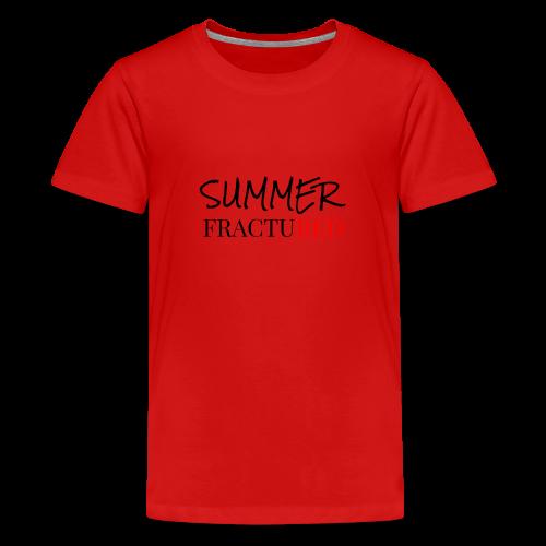 SUMMER COLLECTION - Teenage Premium T-Shirt