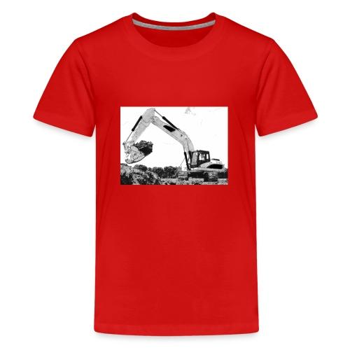 Bagger Fans - Teenager Premium T-Shirt